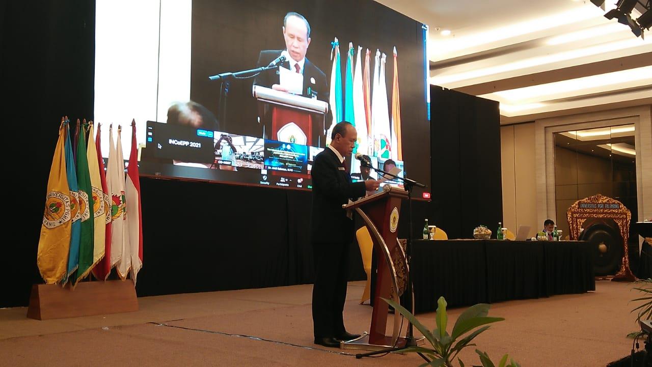 Universitas PGRI Palembang Sukses Selenggarakan Seminar Internasional 2021